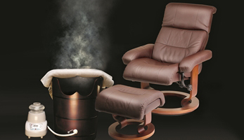 Burke Williams Spa Replaces Traditional Pedicure Systems With Our Red Dragon Featured By NAILS Magazine