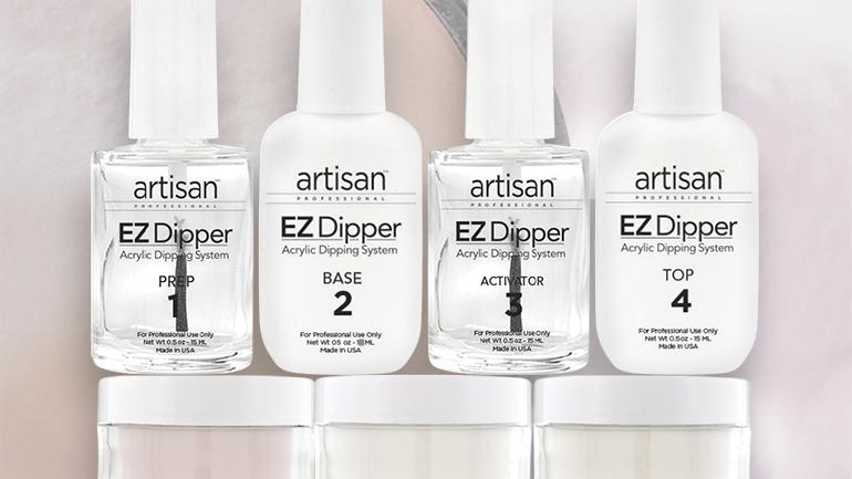 Acrylic Nail Dipping – Now Super Fast & Super Easy!