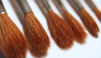 Artisan Kolinsky Nail Brushes Are One of a Kind