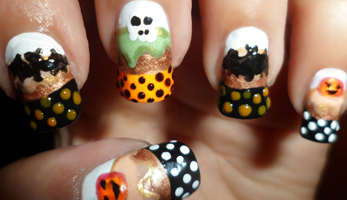 Throw a Halloween Nail Salon Party for Your Clients