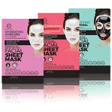 Facial Sheets & Masks