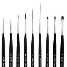 Nail Art Brushes | Professional Nail Art Supplies