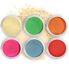 Colored Dipping Powders