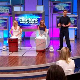 "Watch our product on "" The Doctors "" show!"
