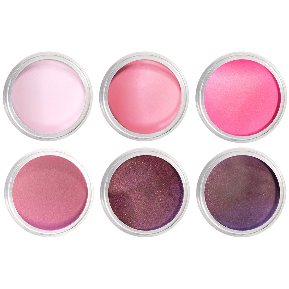 Artisan EZ Dipper Colored Acrylic Nail Dipping Powder 6 pcs   Top of the  Class Collection - 6 x 0 5 oz