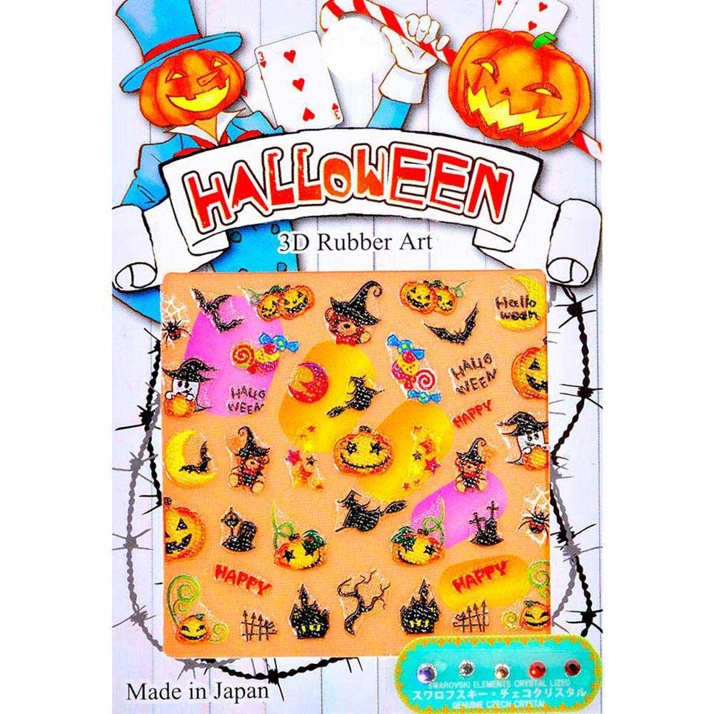Japanese Nail Art Stickers | Spooktacular Halloween J-8