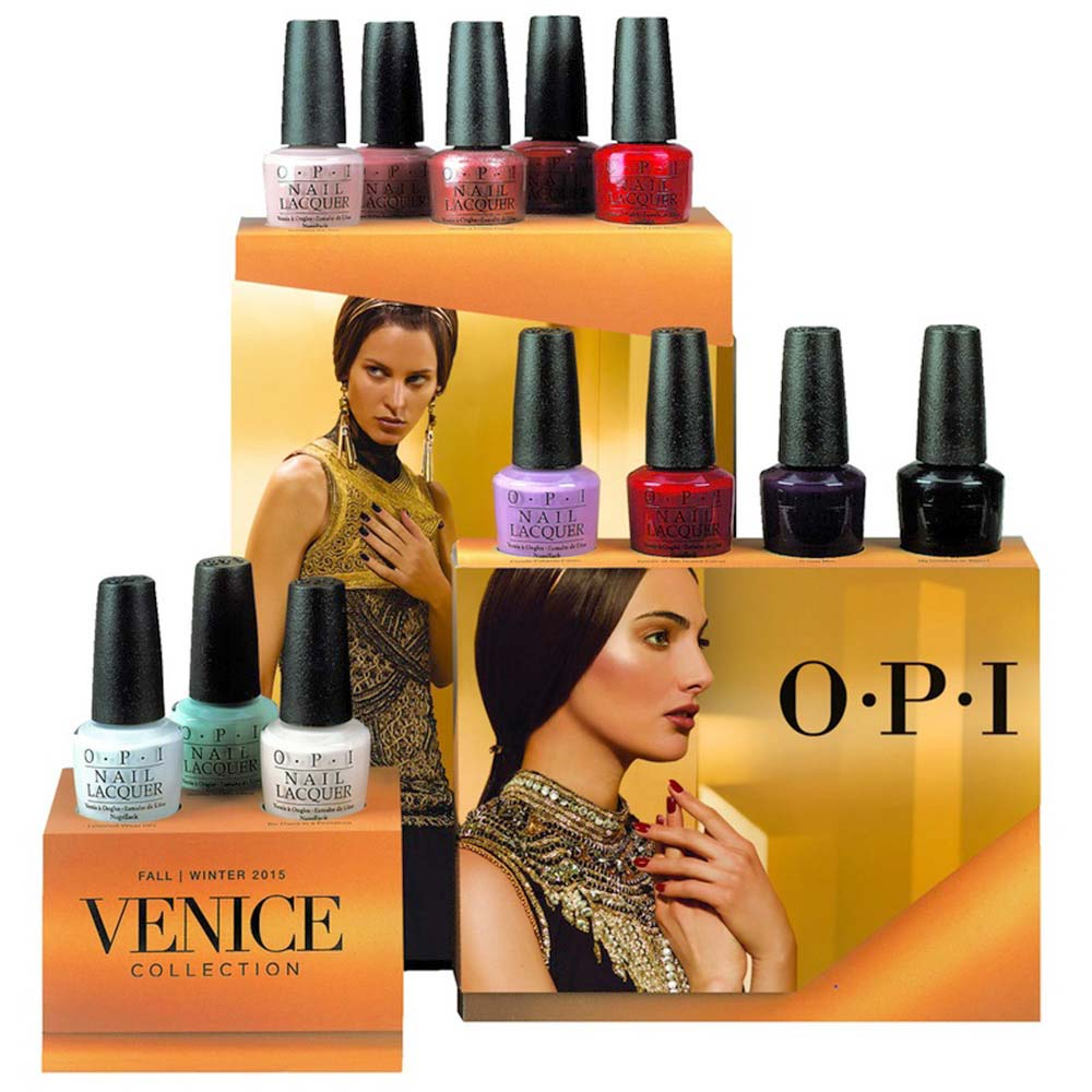 Fall 2015 Nail Polish Collections: Venice 2015 Fall-Winter Collection A