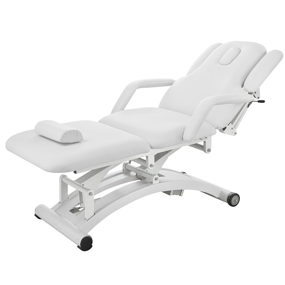 Incredible Silver Spa Harmony Facial Chair Massage Bed Versatile Use Even Eyebrows Lash Extensions Waxing Tattoos Each Short Links Chair Design For Home Short Linksinfo