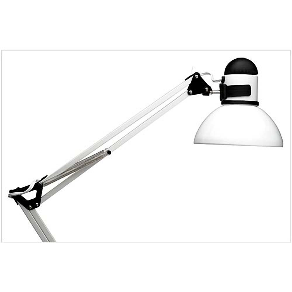 Manicure Nail Table Lamp | White