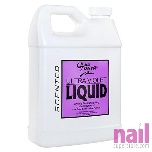 OneTouch Low Odor Non Yellow Scented Ultra Violet Acrylic Nail