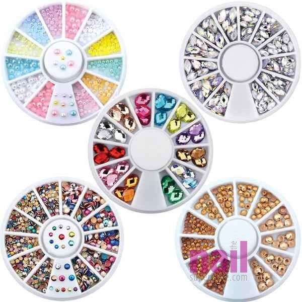 3d Nail Art Designs Accessory Kit Collection 3
