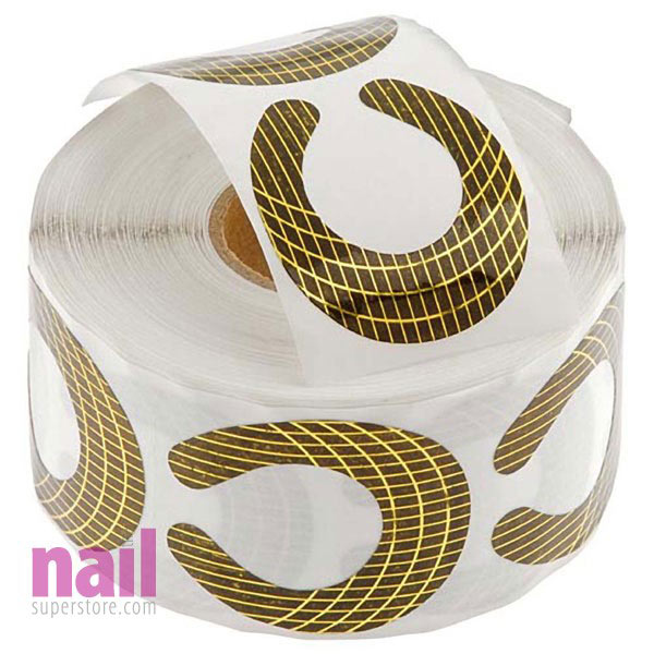 Acrylic Nail Form | Perfect Fit - Superior Hold - Medium Size