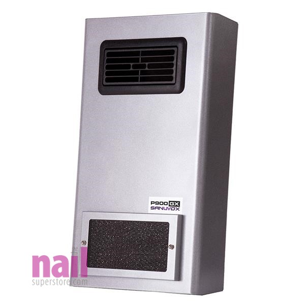 Portable Air Purifier P900-GX+ | Eliminates Odor and Kills Airborne Germs - 110V/230V