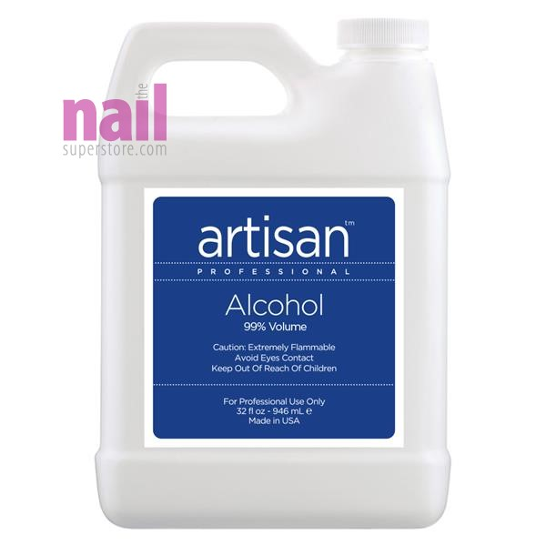 Artisan Alcohol 99% | **Pro Size** Highest Concentration to Disinfect Surfaces and Implements