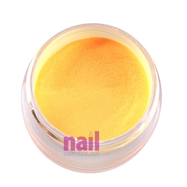 Artisan Color Acrylic Nail Powder | Orange