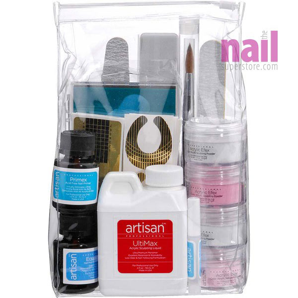 Buy Acrylic Nail Starter Kits | Complete Professional Acrylic Nail