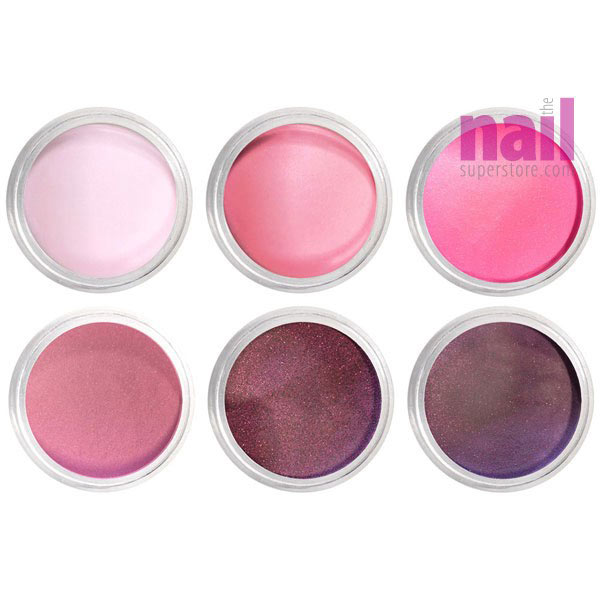 Artisan EZ Dipper Colored Acrylic Nail Dipping Powder 6 pcs   Top of the Class Collection