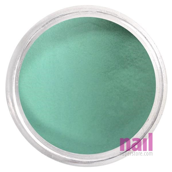 Artisan EZ Dipper Glow-in-the-Dark Nail Dipping Powder | Total Jade & Dazzling Emerald Green
