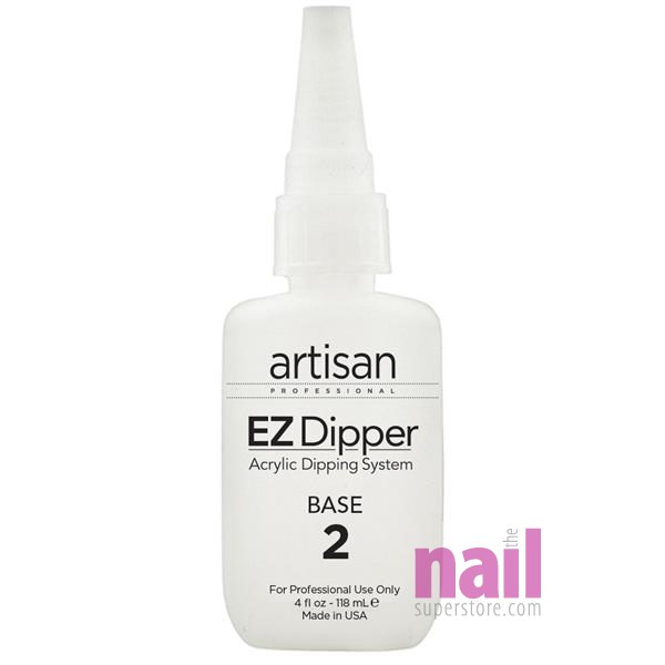 Artisan EZ Dipper Nail Base Resin – Step #2 | Bulk Size