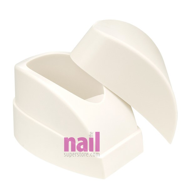 Artisan French Manicure Dipping Powder Mold Container | Crisp Smile Lines Fast & Easy