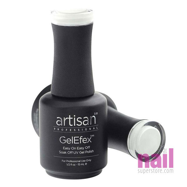 Artisan GelEfex Gel Nail Polish | Advanced Formula - Vivid White