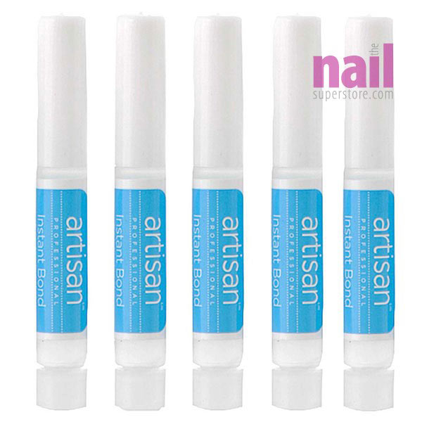 Artisan Nail Glue 20 pcs | Instant Bond - Dries in Seconds