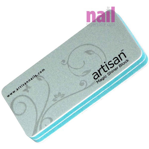 Artisan Magic Shiner Nail Buffer | Glossy Shine Without Polish