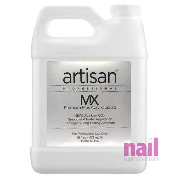 Artisan MX Acrylic Nail Liquid | Amazing Control – Flawless Sculpting