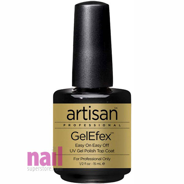 Artisan GelEfex Gel Nail Polish | Top Coat