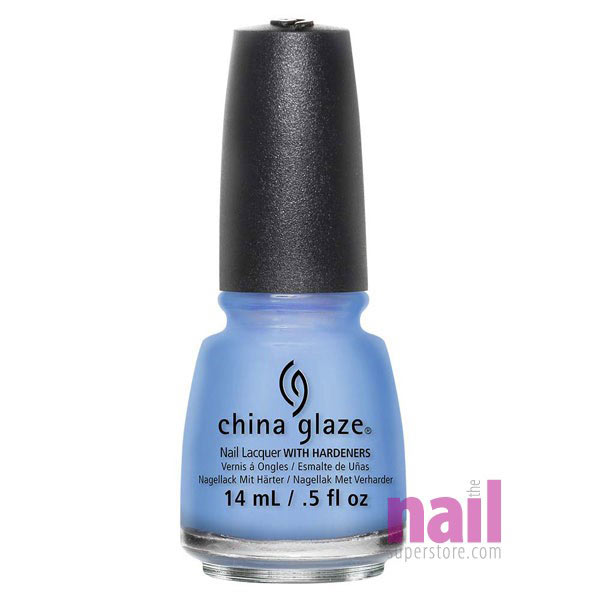 China Glaze Nail Polish | Boho Blues