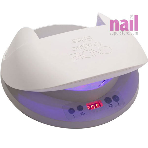 CND LED Gel Nail Lamp | Quickly Cures All CND Shellac Gel Polish   100/240V