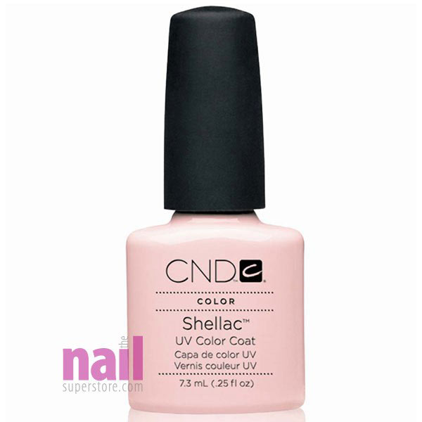 CND Shellac Gel Nail Polish | Clearly Pink