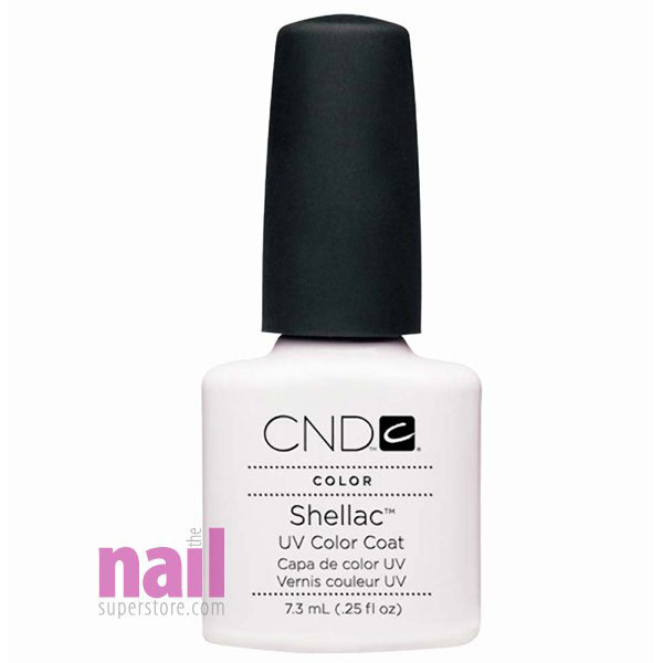 CND Shellac Gel Nail Polish | Cream Puff