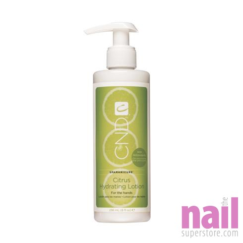 Cnd Spamanicure Citrus Hydrating Lotion