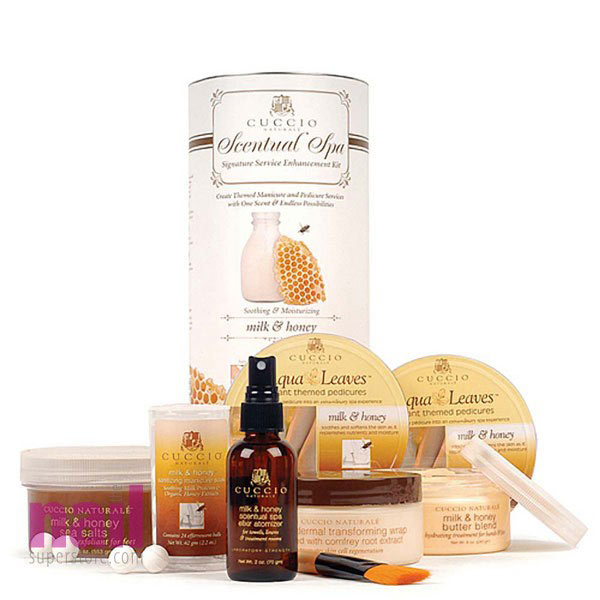 Cuccio Signature Spa Manicure Service Kit | Milk & Honey