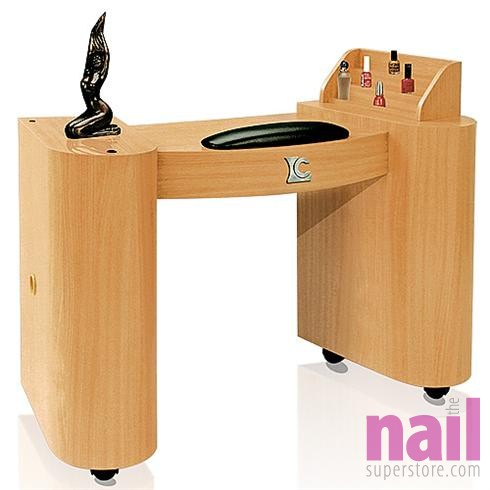 EuroStyle LC Manicure Nail Table 201