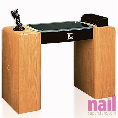 EuroStyle LC Manicure Nail Table 203