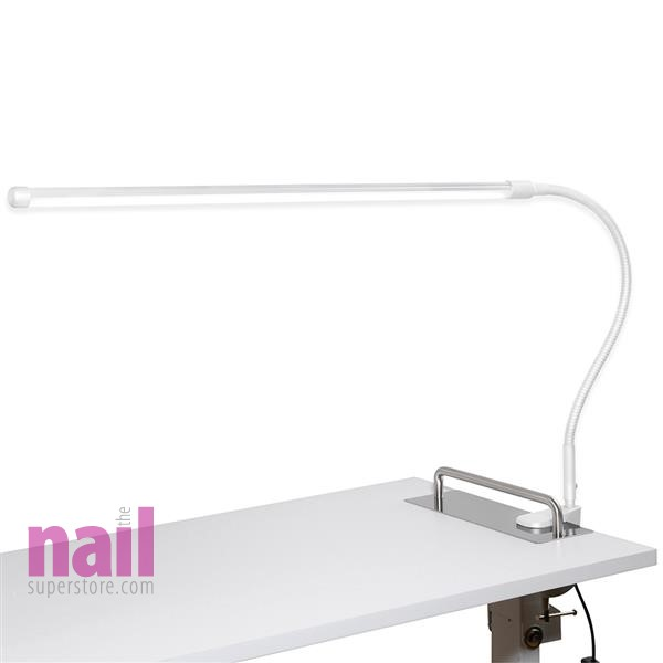 EuroStyle Slim LED Manicure Table Lamp | Soft Natural Daylight - 100/240V