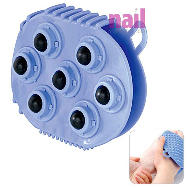 AcuPressure Hand, Foot & Full Body Stone Roller Massager Tool | Relax Muscles & Eases Tension