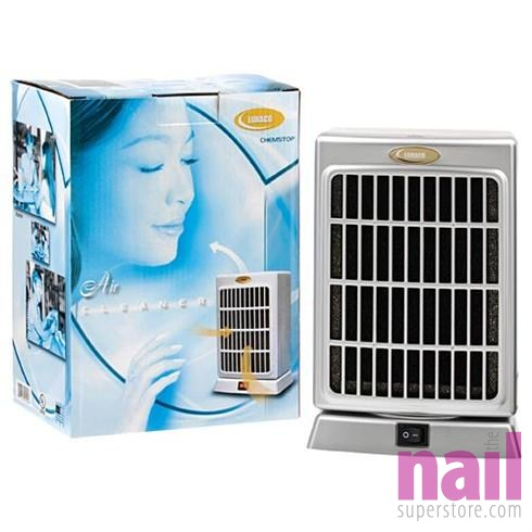 Luraco Chemstop Air Cleaner & Dust Collector For Nail Salon