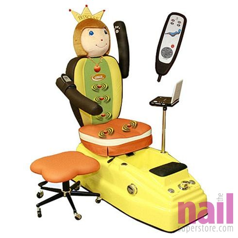 Luraco Mini Pedicure Spa Chair For Children