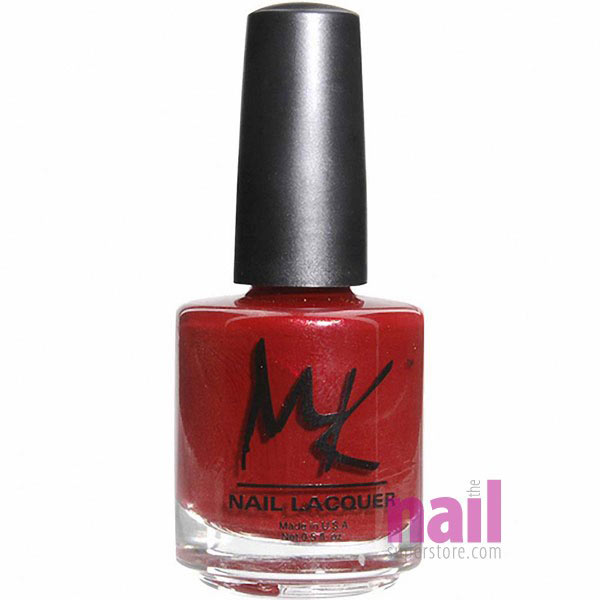MK Nail Polish | Get Red-y for Me