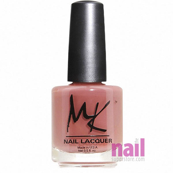 MK Nail Polish | Mauvie Coffee