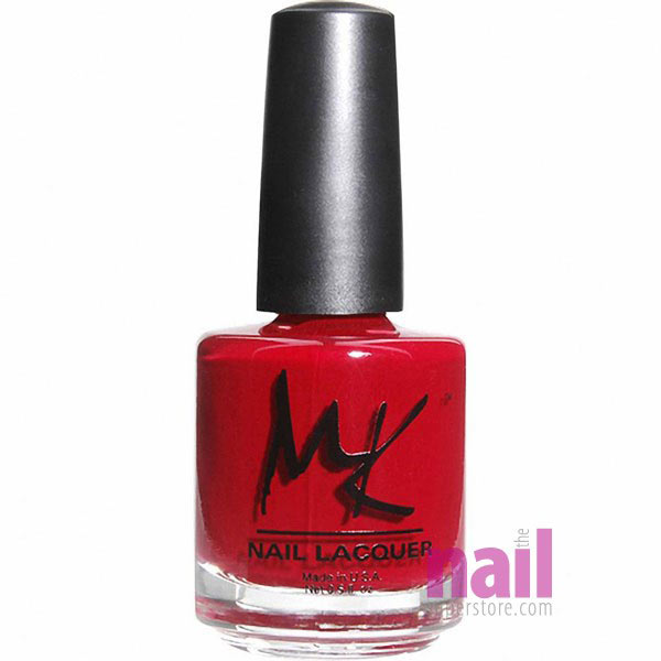 MK Nail Polish | Paint the Town Red