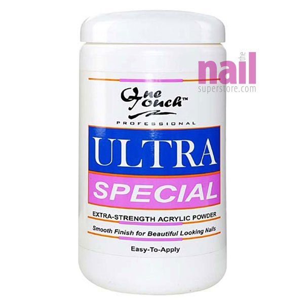 OneTouch Acrylic Nail Powder | High Impact - Amazing Retention - Special Mixed