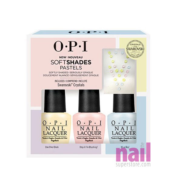 Soft Shades Pastel - Trio Pack