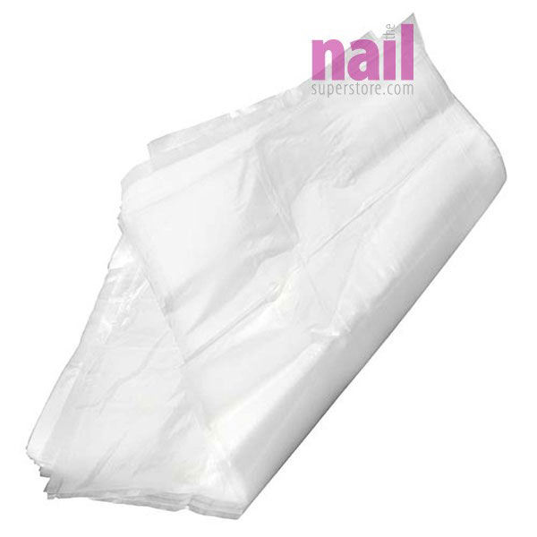 Paraffin Protector Plastic Liners | Lock-in Moisturizer for Manicure & Pedicure