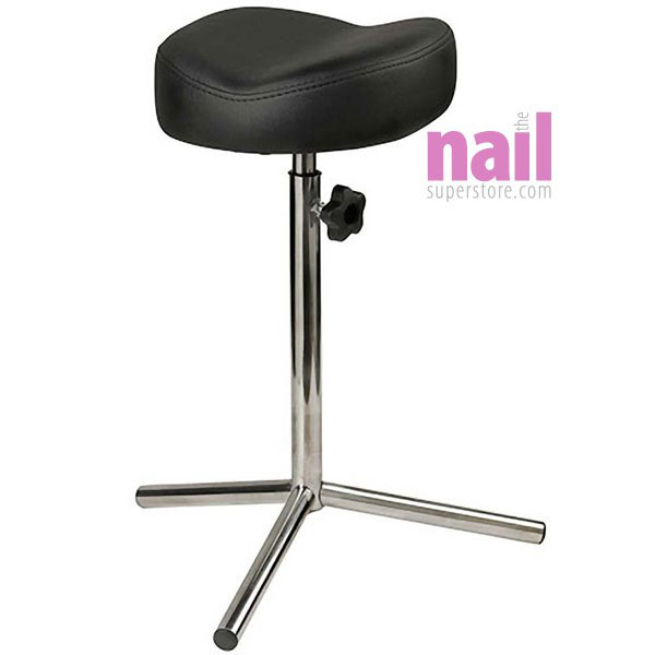 sc 1 st  The Nail Superstore & EuroStyle Portable Pedicure Spa Foot Rest | Height Adjustable - Black