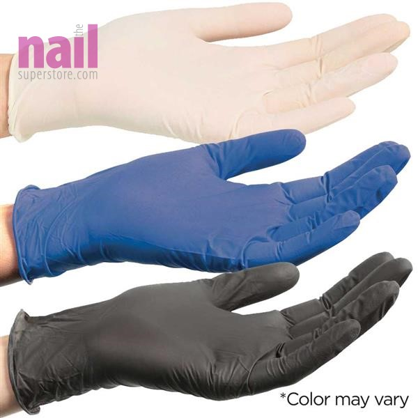 Powder-Free Nitrile Gloves | Medium Size