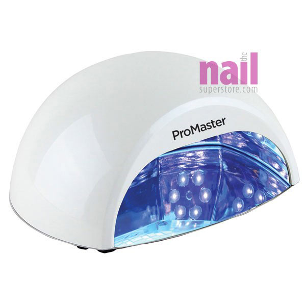 ProMaster Gel Nail Lamp | LED & CCFL 2-in-1 - Cures All Gels